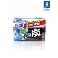 Поглотитель запаха для морозильной камеры Home'Z Deodorant Coal Freezer
