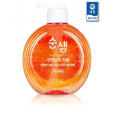 Средство для мытья посуды Soonsaem Citric Acid Grapefruit 500мл
