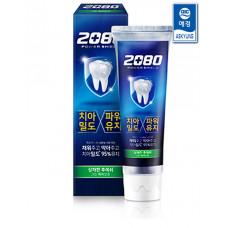 Зубная паста 2080 Power Shield Green Peppermint Toothpaste 120г