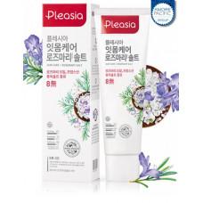Зубная паста Pleasia Rosemary Salt Toothpaste 100г