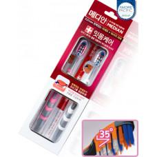 Набор зубных щеток Median Gum Care Toothbrush 2шт