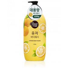 Гель для душа Shower Mate Citron Body Wash 1.2кг