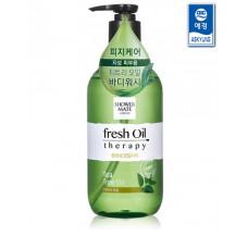 Гель для душа Shower Mate Fresh Oil Therapy Balancing Oil Shower 500г