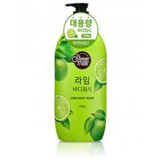 Гель для душа Shower Mate Lime Body Wash 1.2кг