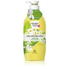Гель для душа Shower Mate Natural Perfume Fresh Camomile Body Wash 900г