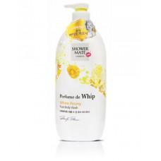 Гель для душа Shower Mate Perfume de whip Pure White Peony Body Wash 900г