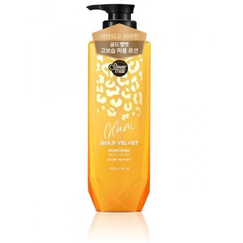 Лосьон для тела Shower Mate Glam Perfumed Gold Velvet Lotion 400г