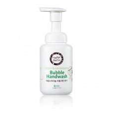 Пенка-мусс для рук Happy Bath Bubble Apple & Geranium 250мл