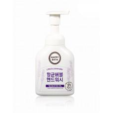 Пенка-мусс для рук Happy Bath Bubble Lilac & Lavender 250мл