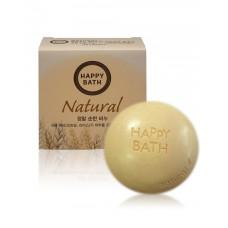 Твердое мыло Happy Bath Natural Mild Rice Water Soap 100г