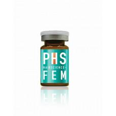 Ампула со стволовыми клетками от облысения для женщин PHS FEM Stem Cell Ampoule 3мл