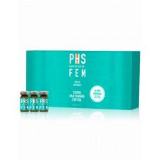 Ампула со стволовыми клетками от облысения для женщин PHS FEM Stem Cell Ampoule
