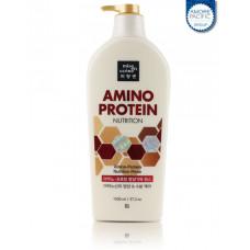 Кондиционер для волос Mise-en-scène Amino Protein Nutrition Shampoo 1100мл