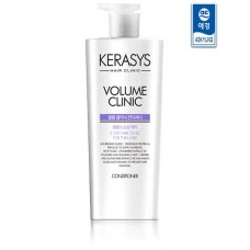 Кондиционер для волос Kerasys Volume Clinic Rinse Conditioner 750мл
