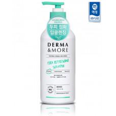 Шампунь для кожи головы Derma & More Cera Refreshing Shampoo 600мл.