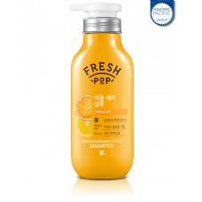 Шампунь для волос Fresh Pop Mandarine & Yuzu Shampoo 500мл