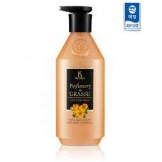 Шампунь для волос Kerasys Perfumery de Grasse Fresh Nasturtium Shampoo 500мл